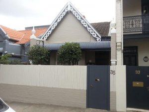 exterior painting sydney